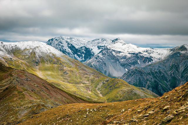 Italy, Hike, Mountain Hike, Climb, Climbing, Clouds