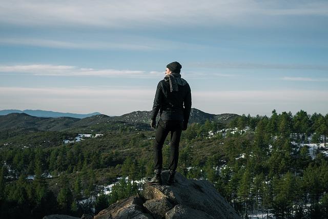 Adventure, Hike, Hiking, Landscape, Man, Mountain
