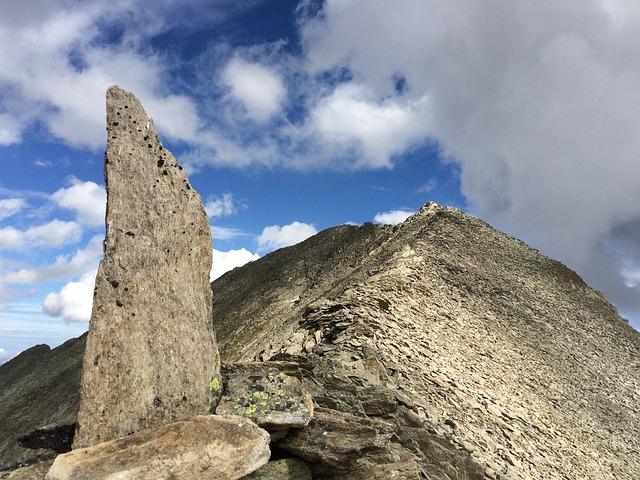 Mountains, Austria, Tyrol, Zillertal, Hiking, Summit