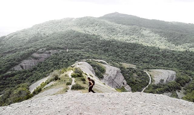 Autumn, Catalonia, Catalunya, Mountain, Hiking