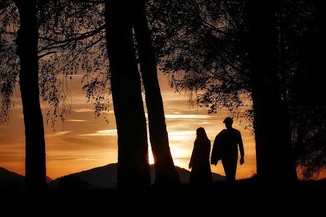 Walk, Pair, Away, Nature, Personal, Go, Hiking, Man