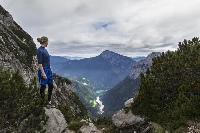 Trekking, Hiking, Slovenia, Valley, Adventure, Nature