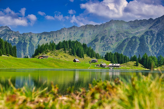 Landscape, Bergsee, Nature, Water, Hiking