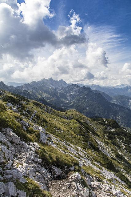 Slovenia, Trekking, Hiking, Nature, Mountain, Outdoor