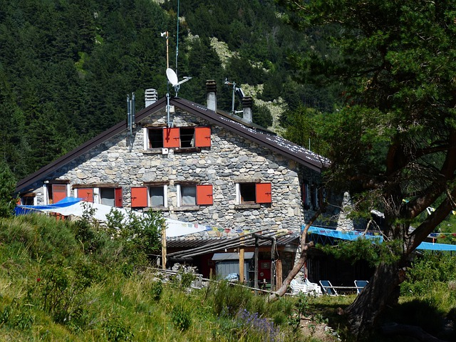 Rifugio Mongioie, Mountain Hut, Cai, Stay, Eat, Hiking