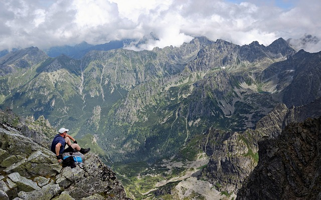 Mountains, Tour, Hiking Trail, Landscape, Nature