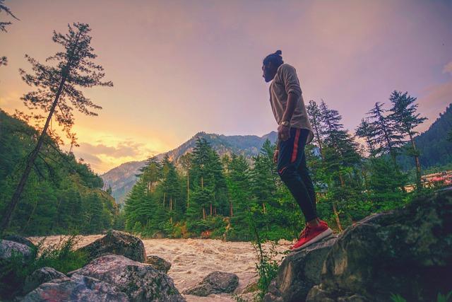 Landscape, Nature, Himalaya, Green, Hill, Travel