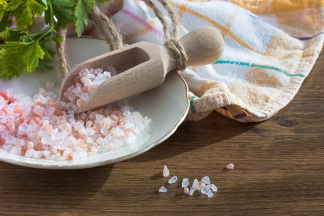 Salt, Grains, Himalayan Salt, Eating, Spices, Kitchen