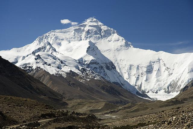 Everest, Nepal, Himalayas