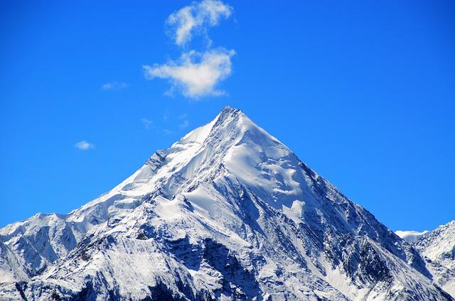 Mountains, Himalayas, Landscape, Spiti Valley
