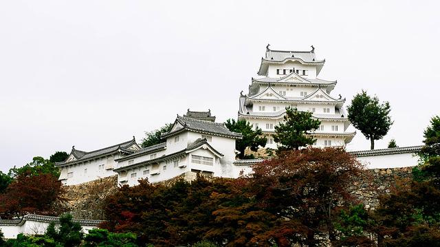 Himeji Castle, National Treasure, Castle