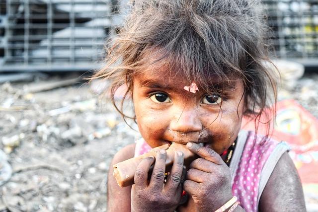 Slums, India, Girl, Poor, Lovely, Street, Hindu