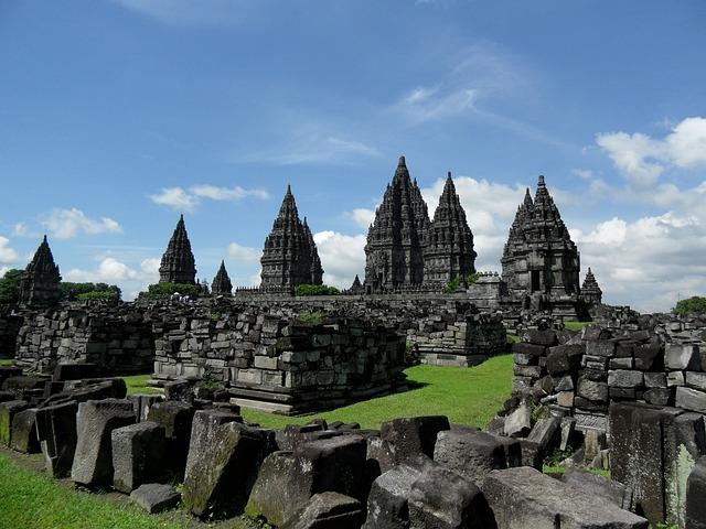 Prambanan, Temple, Java, Hinduism, World Heritage
