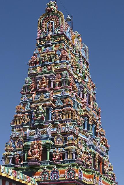 Temple, Hindu Temple, Hamm, Westfalen, Hinduism