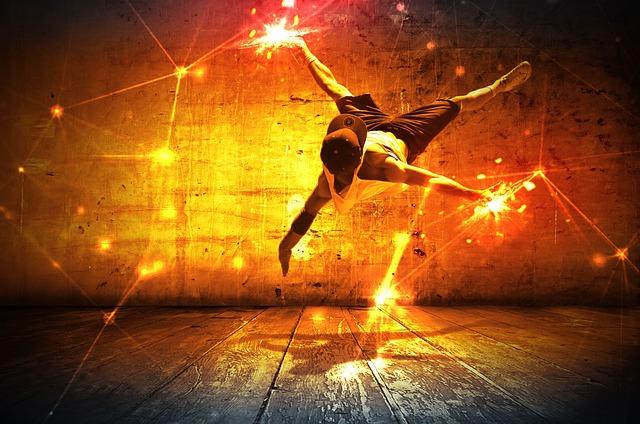 Hip Hop, Dance, Cool, Style, Motion, Hip Hop Dancer
