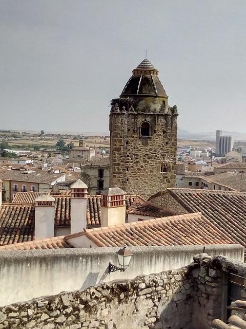Trujillo, Historic Building, Trujillo View
