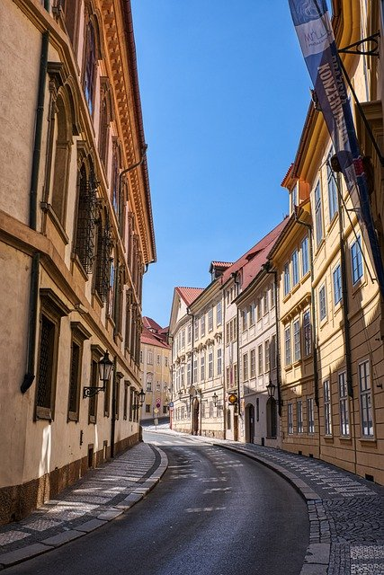 Architecture, Street, City, Building, Historical