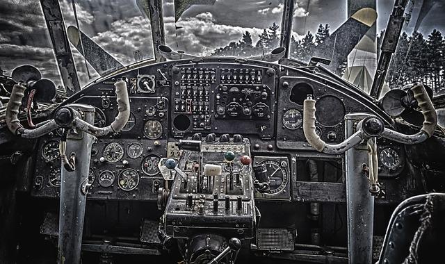 Historical Park, The Plane, Biplane