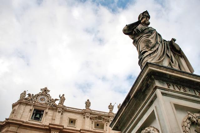 St, Peter Basilica, Vatican, Historical, Peter