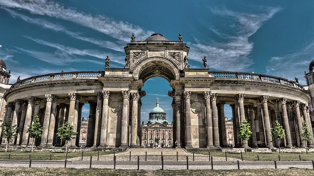 Architecture, Old, Antiquity, Building, Historically