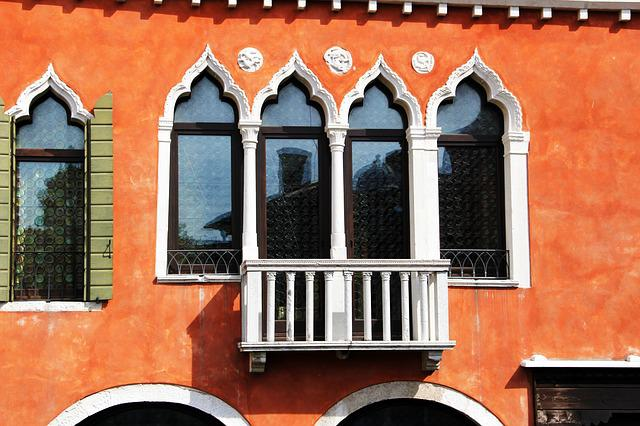 Balcony, Historically, Building, Architecture