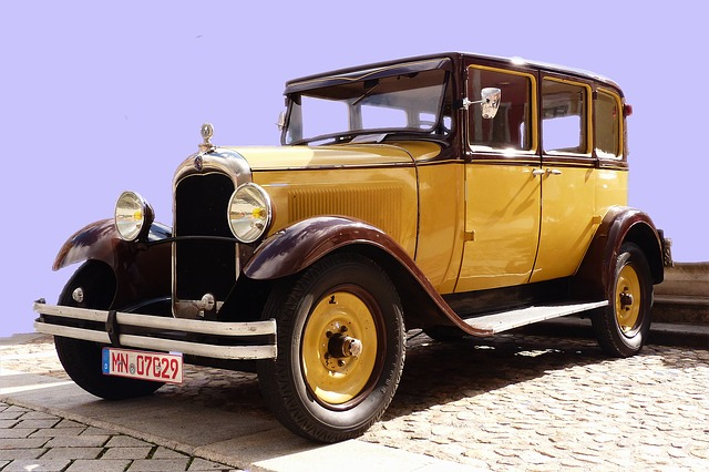 Citroen, Oldtimer, Historically, Classic, France