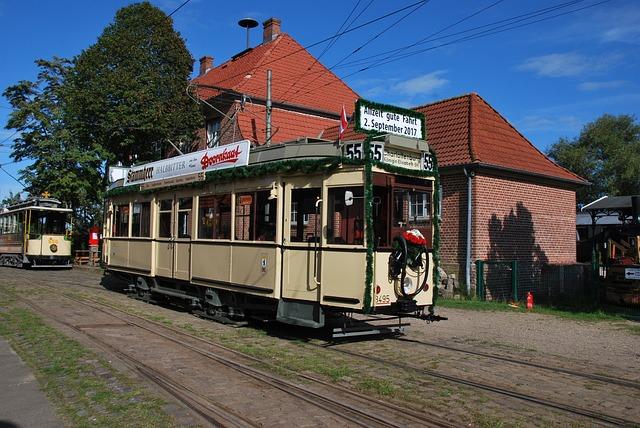 Technology, Tram, Historically, Gleise