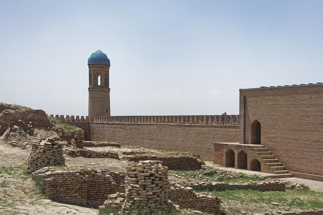 Tajikistan, Hulbuk, Citadel, Historically, Architecture