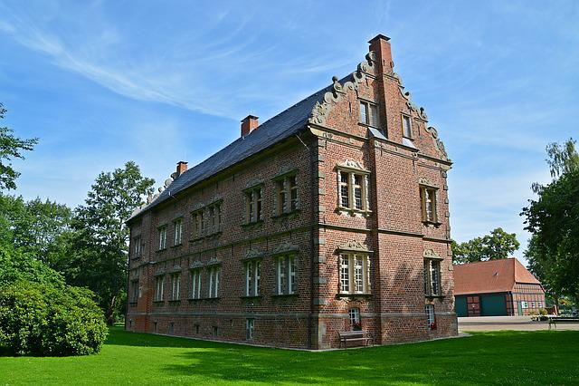 Castle, Manor House, Family Farm, Historically