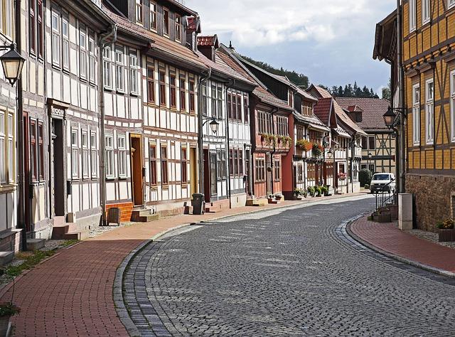 Truss, Historically, Stolberg, Resin, Local Transit