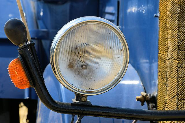 Spotlight, Tractor, Historically, Agricultural Machine