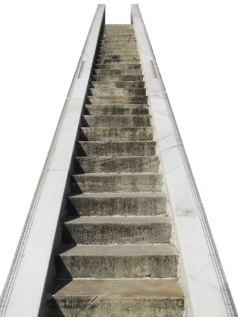 White Stairs Architecture