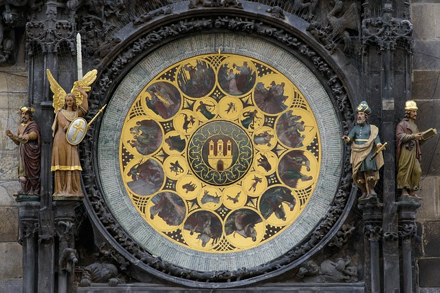 Astronomical Clock, Clock, History, Prague