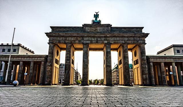 Architecture, Brandenburg Gate, Berlin, History