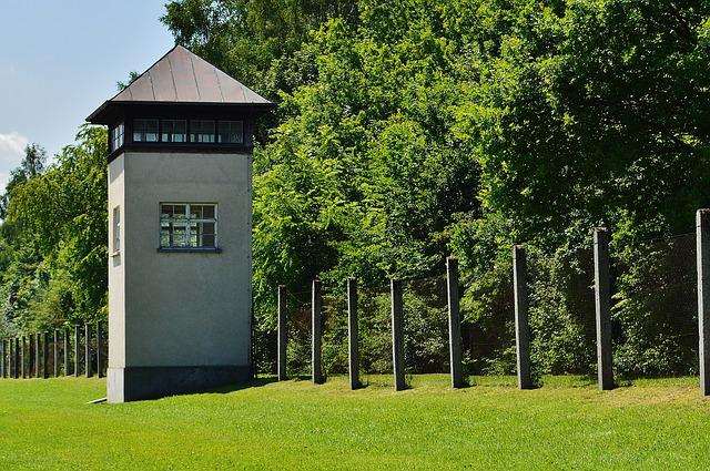 Konzentrationslager, Dachau, Watchtower, History