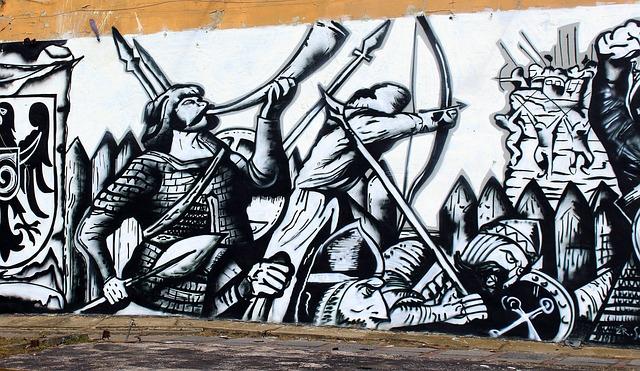 Graffiti, Painting, The Art Of, Illustration, History