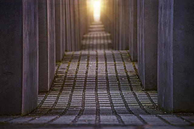 Berlin, Holocaust, Monument, Memorial, Germany, History