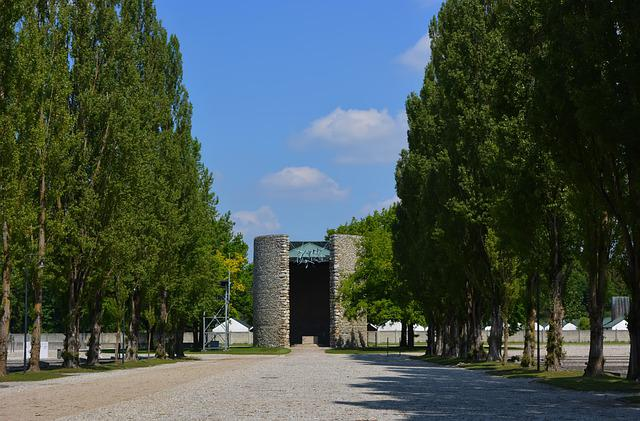 Konzentrationslager, Dachau, History, Kz, Past