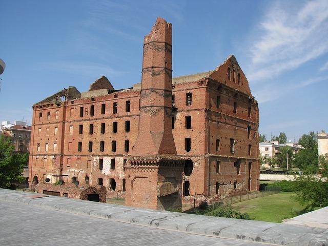 Pavlov's House, War, History, Memory, Volgograd