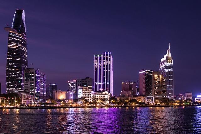 Ho Chi Minh City, Saigon, Ho-chi-minh-city, Vietnam