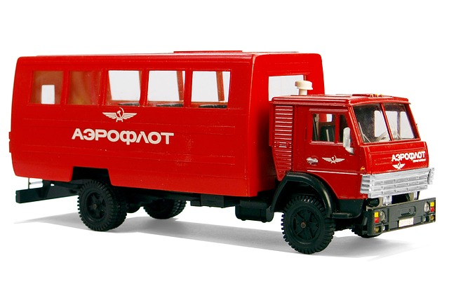 Model Cars, Kamaz, Truck, Traffic, Hobby, Leisure