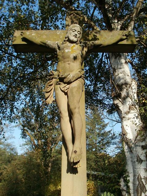 Cemetery, Cross, Hockenheim, Grave, Graveyard, Death