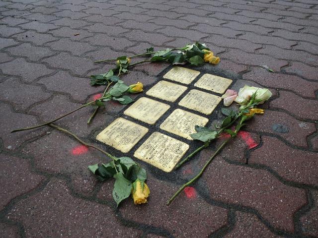 Stolpersteine, Hockenheim, Memorial, Stumbling Blocks