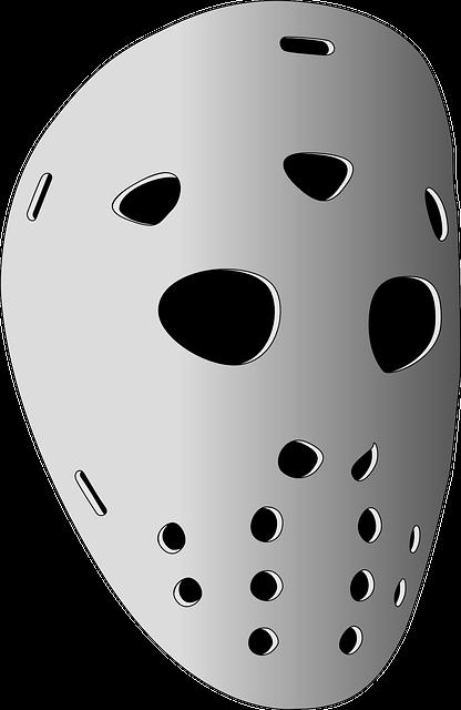 Hockey, Mask, Sports, Face, Equipment