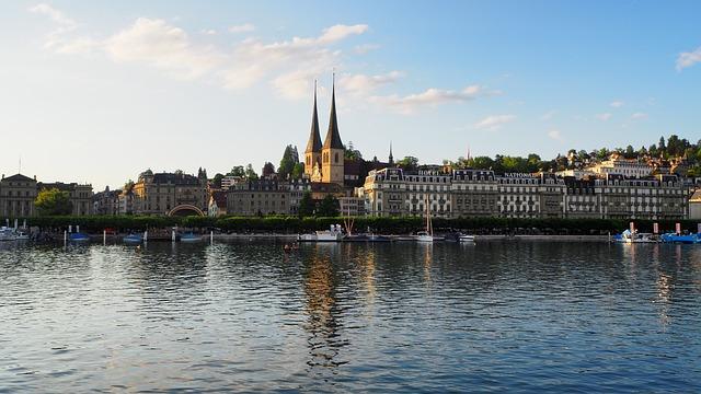 Lucerne, Lake Lucerne Region, Hofkirche