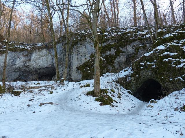 Hohlenstein, Limestone Massif, Lonetal, Ace Elfingen