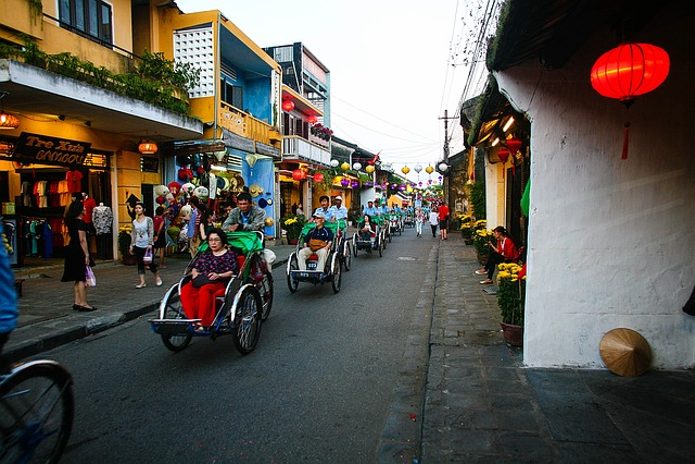 Lantern, Hoi An, Vietnam, Culture, Light, Indochina