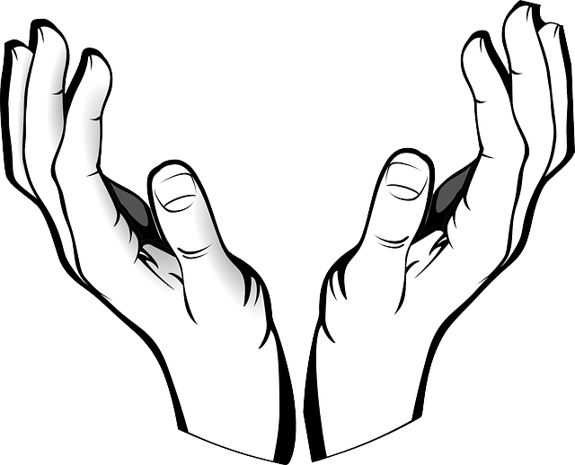 Hands, Open, Receiving, Hold, Up, God, Spirituality