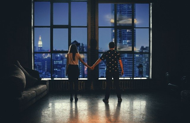 People, Couple, Love, Holding Hands, Sweet, Intimate