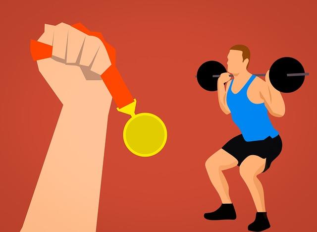 Medal, Award, Reward, Heavy, Olympics, Hand, Holding
